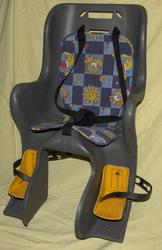 Велосипедное детское кресло