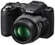 Продам цифровой полупрофессиональный фотоаппарат Nikon COOLPIX L120