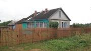 Дом в деревне на земельном участке 45 соток
