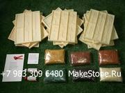 Формы для изготовления декоративного камня из гипса или цемента