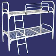 Кровати двухъярусные и трёхъярусные с лестницами,  Кровати опт