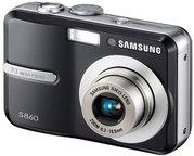 на запчасти фотоаппарат Samsung S760